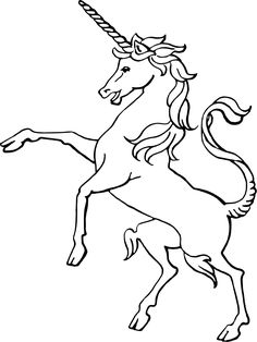 Vintage Unicorn coloring page from Unicorn category. Select from 31983 printable crafts of cartoons, nature, animals, Bible and many more. Unicorn Drawing, Unicorn Art, Unicorn Coloring Pages, Coloring Books, Animal Sketches, Animal Drawings, Unicorn Illustration, Unicorn Pictures, Free Printable Coloring Pages