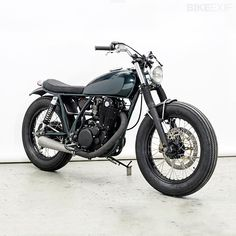 Yamaha SR500 by Wrenchmonkees