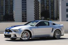 Need for Speed movie casts Mustang as 'hero car'