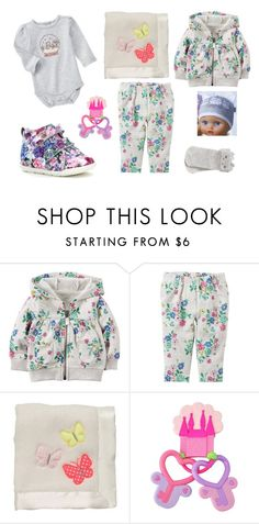 """""""MY LOVE"""" by laly-reclama ❤ liked on Polyvore featuring Gymboree and Carter's"""