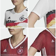 e68ba79ec Germany 2019 Women s World Cup adidas Kits