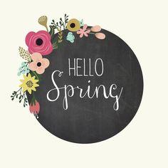 Hello spring !!! HappY printemps  avec Blossom Paris