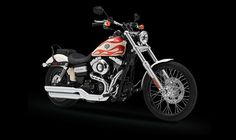 """2014 Harley Davidson Wide Glide, has engine type Air-cooled, Twin Cam 103 ™ with displacement of 1,690 cc, the model has a six-speed, exhaust is Chrome, """"Tommy Gun"""" 2-1-2 collector exhaust with dual mufflers. Take a look at all the details, specifi"""