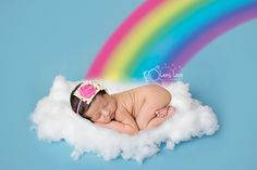 San Antonio newborn photographer, newborn rainbow baby, rainbow, newborn photography