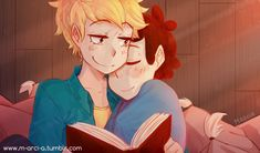 I swore to myself I would never ship BillDip... Look at me now...