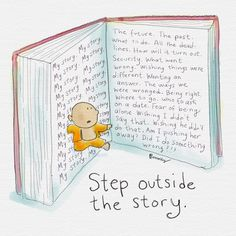 Today's Doodle: stepping outside