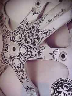Bicycle Paint Job, Bicycle Painting, Bicycle Art, Bicycle Design, Cool Bicycles, Vintage Bicycles, Pimp Your Bike, Bike Horn, Sharpie Art