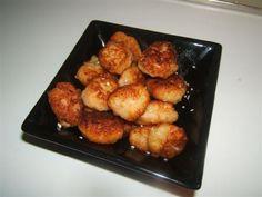 Polpettine di salmone. Scopri la ricetta: http://www.misya.info/2008/08/13/polpettine-di-salmone.htm