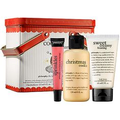 Philosophy - The Cookie Exchange Set -  #sephora