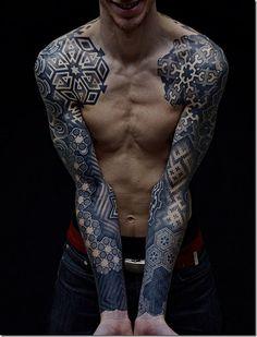 Nazareno tattoo.