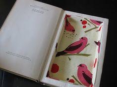DIY hollow book with tutorial