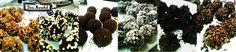 Doce Marechal...O Doce Marechal são bolinhos de chocolate gourmet com recheios variados. São deliciosos bolinhos, em formato de bolinhas. É um doce inovador, delicioso e com receitas incrementadas. Utilizamos ingredientes finos, e o chocolate que faz parte das nossas receitas é o Barry Callebaut.