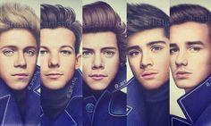 The boys in blue @_artistiq