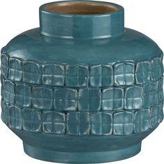 Vianni Vase ($24) ❤ liked on Polyvore