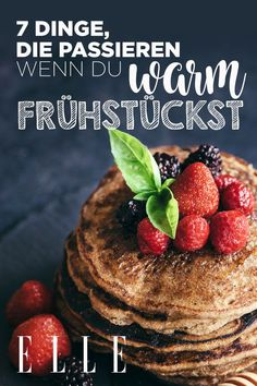 Von Haferflocken bis Rührei: Das passiert mit deinem Körper, wenn du täglich warm fühstückst#breakfast #frühstück #gesundeernährung #healthy #food #healthy #eating #foodtrend