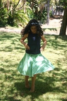 Twirl twirl twirly skirt