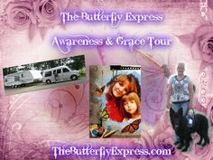 Hitting The Road with Brain Injury Riding Shotgun!  TheButterflyExpress.com