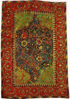 ♥ Vintage parsian rug