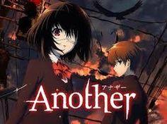 Another Anime, Mei Misaki and Kouichi Sakakibara