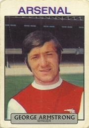Nigel's Webspace - English Football Cards to Arsenal Football, Arsenal Fc, Football Cards, Baseball Cards, George Armstrong, Old Boys, Fan, Club, Animals