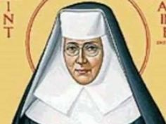 Saint of the Day – 3 March – St Katharine Drexel S.B.S (Sisters of the Blessed Sacrament) (1858-1955-AGED 96) – was an American heiress, philanthropist, religious sister, missionary, educator, and foundress. She was canonised by the Roman Catholic Church in 2000; her feast day is observed on March 3. She is the only canonised saint to have been born a United States citizen – Patron of Philanthropy, racial justice.......