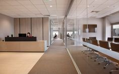 Amicus Interiors delivers 1,000sqm #officefitout for Mesoblast. #officespace #officefurniture #officedesign #reception