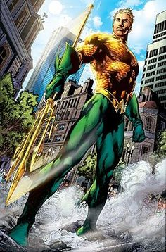Aquaman - Wikipedia, the free encyclopedia