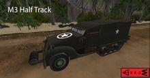 M3 Half Track