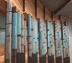 """""""Making Space"""" Donor Wall for 3S Artspace by Elisa Winter Holben, via Behance"""