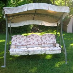Swing Cushion Covers, End Of Summer Sale! Sunbrella Fabric, Costco Swing  Covers, All Patio Furniture Coverings