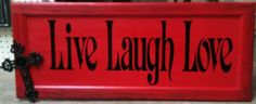 This ad is for wooden signs with ANY quote that you'd like on them or a quote that we have already designed. You can choose the color that you want as well as the font (we will send you color and font choices after you place the order) These signs are made of wood and hanging hardware will already be installed for you. The lettering is done in outdoor sign vinyl, so they are also able to withstand being displayed outdoors.