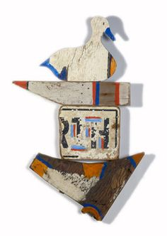 Flying Duck Museum Of Modern Art, Art Museum, Punch And Judy, Driftwood Art, Wood Pieces, American Artists, Abstract Expressionism, Cool Art, Sculptures