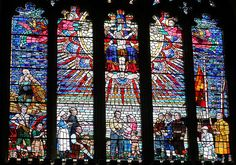East window, St Clements church, Hastings   Glass by Philip …   Flickr