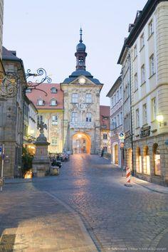 Germany, Bamberg, old city hall