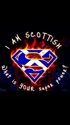:-) I am not all Scottish,, but I love this! aye but am adopting you hun @durinheir