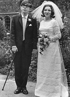 Stephen Hawking and Jane Hawking