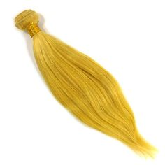 "16"" 100% Remy Human Weaving Hair, 22 Ash Blond at I Kick Shins"