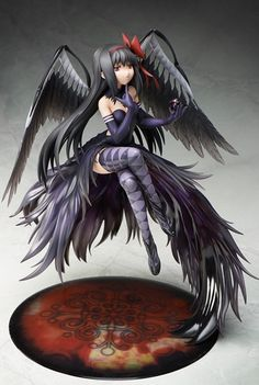 Puella Magi : Akemi Homura Homucifer Vers. from Stonger. preorders mostly gone in minutes...