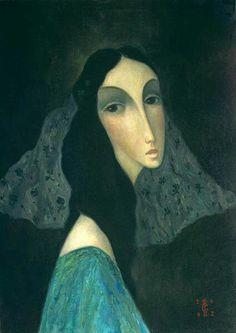 (Russia) by Serguei smirnov (1953~2006).