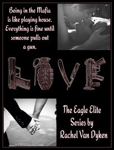 The Eagle Elite Series by Rachel Van Dyken