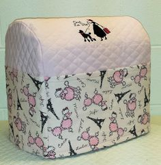 Check out this item in my Etsy shop https://www.etsy.com/listing/190627374/pink-quilted-french-poodle-cover-for-45