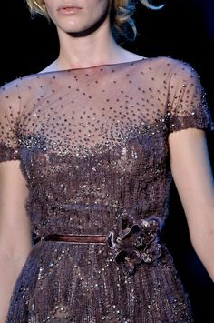 Elie Saab - Fall 2011 Couture