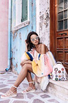VivaLuxury - Fashion Blog przez Annabelle Fleur: Jednodniowa wycieczka do Burano