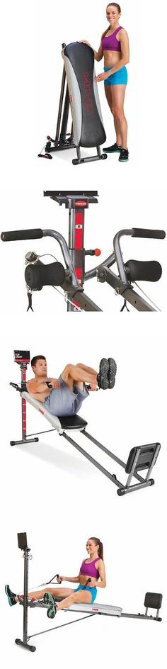 Home Gyms 158923: Total Gym 1400 Home Gym Strengthens Tones Multiple Major Muscle Groups -> BUY IT NOW ONLY: $299 on eBay!
