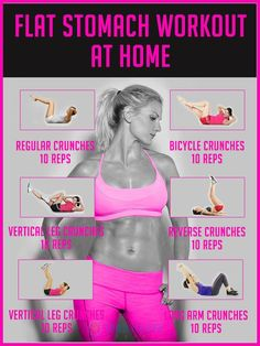 Fitness & Exercise tips : Flat stomach workout at home. click here for shape up & slim down http://www.webhealthjournal.com/