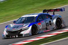 Naoki Yamamoto 2014 Super GT Suzuka Race - ホンダ・NSX - Wikipedia