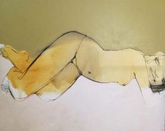 Abbey mcculloch Life Drawing, Human Body, Illustration Art, Drawings, Painting, Water Colors, Painting Art, Sketches, Paintings
