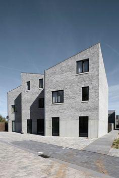Metselwerk beton, meta architecten