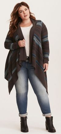 6ed667451915c Plus Size Cardigan #plussize Plus Size Fall Outfit, Plus Size Fall Fashion,  Plus