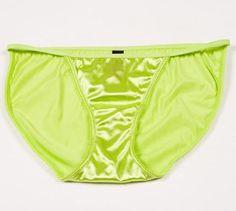 303a2403c20e 2017 Women'S Silk Panties Briefs Bikinis Underwear Size: M L Xl Xxl From  Pengfangrong, $12.07 | Dhgate.Com | Bikini underwear, Silk and Underwear